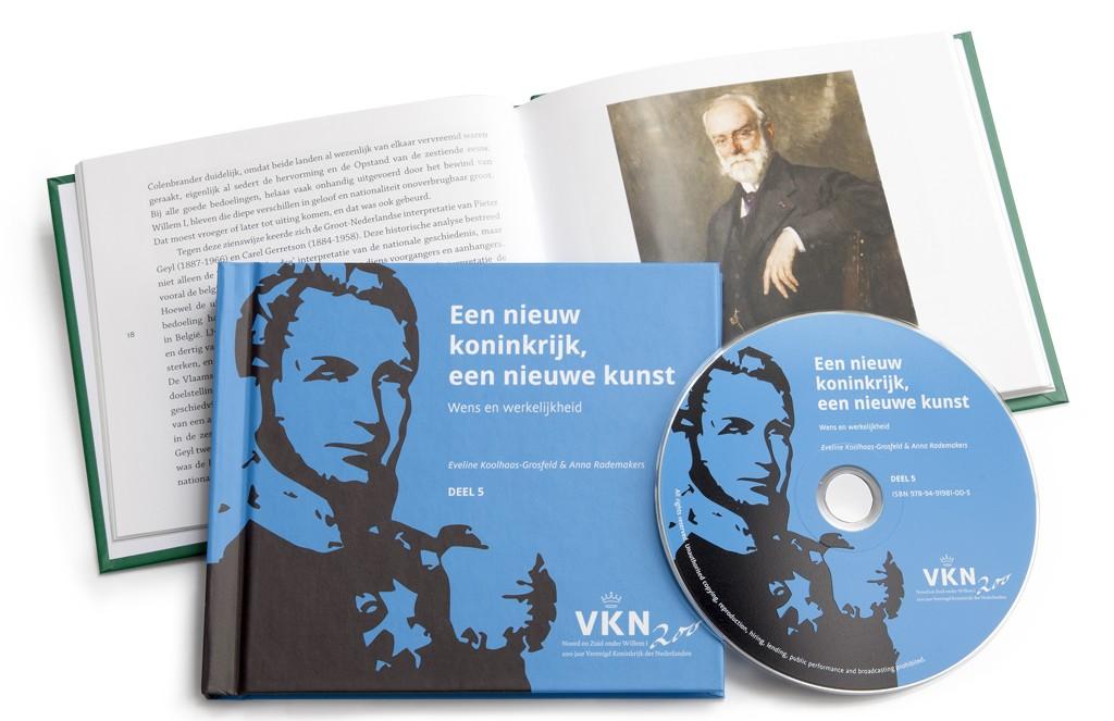 Foto VKN 200 boekje CD-7826